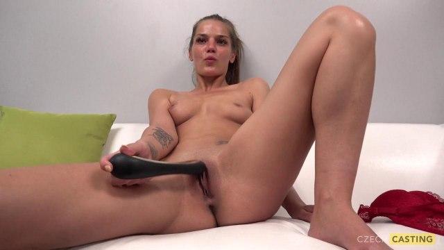 Отсос и жаркий секс раком с агентом на порно кастинге #3