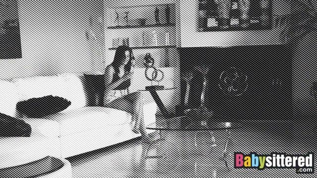 Брюнетка и блондинка замутили секс втроем с качком и испытали оргазм #1