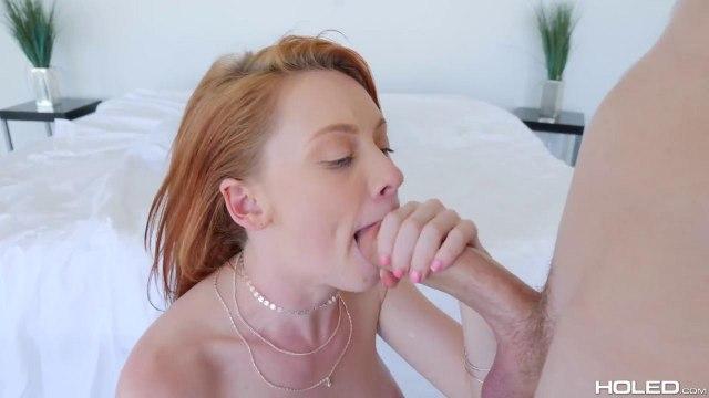 Подготовил телку к анальному сексу и довел ее до яркого экстаза #4